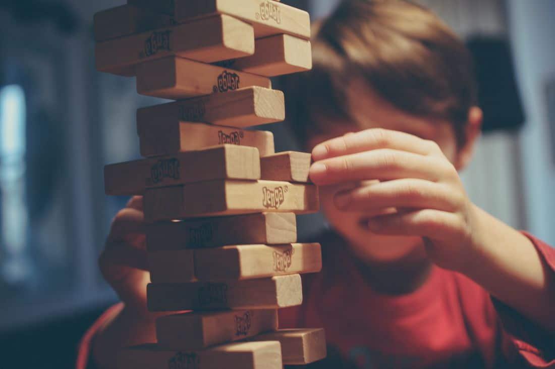 aprender ingles jugando con niños