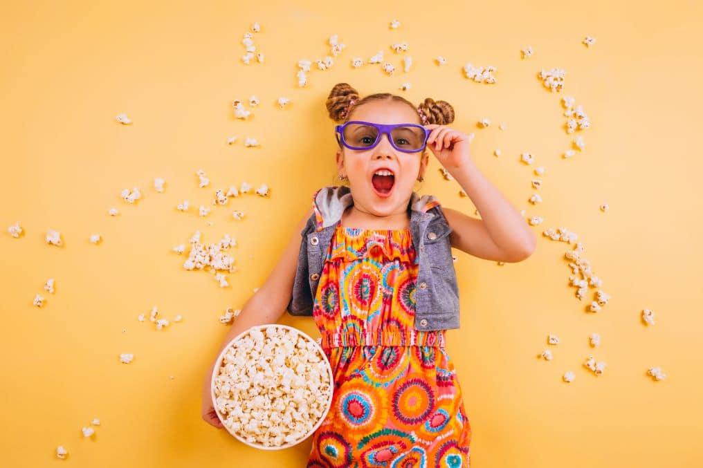 El top 10 de películas en inglés para niños